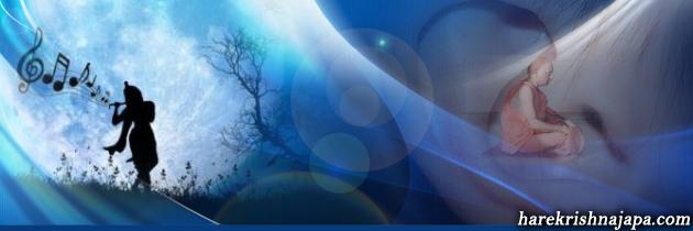 The Maha Mantra Is A Spiritual Sound Vibration