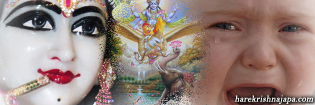 The Maha Mantra Is A Prayer For Deliverance, Protection, And Engagement In The Lord's Service
