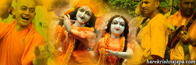 The Pure Brahmacari Engages Fully In The Chanting Of The Holy Name