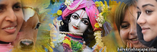 """The Meaning Of The Name """"Krsna"""""""