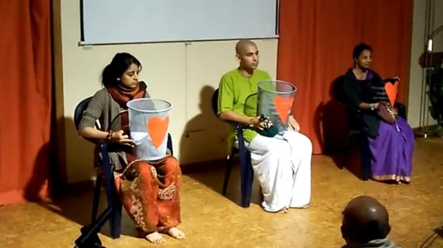 Japa Retreat Drama, Radhadesh  Belgium 2011