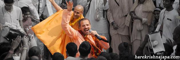 Why Chant Hare Krishna?
