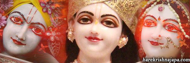 "Why Not Just Chant ""Krishna""?"