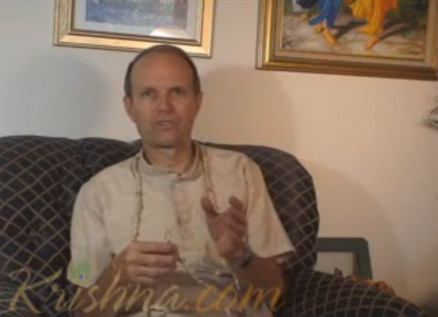 Kalakantha dasa How to Chant Hare Krishna Mahamantra