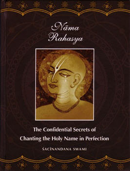 Japa Books, Nama Rahasya by Sachinandana Swami