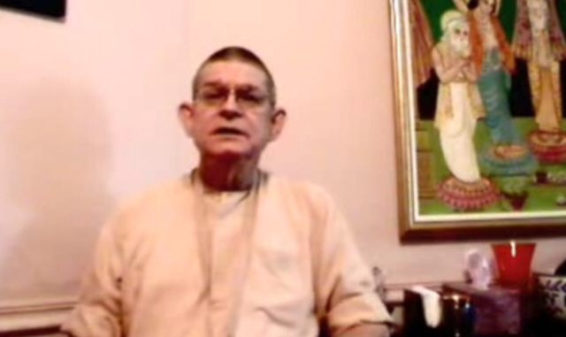Ravindra Svarupa Dasa What Convinced you that Chanting was a Good Idea?