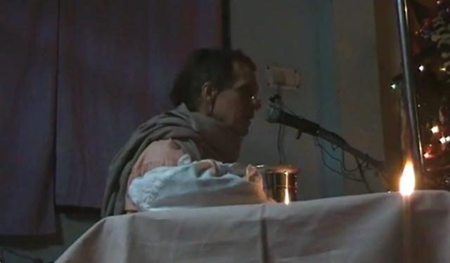 Sacinandana Swami Varsana Japa Retreat 2009