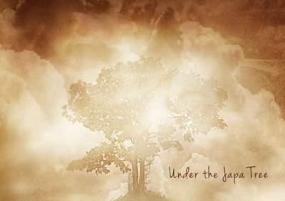 Under the Japa Tree by hanumatpresaka swami