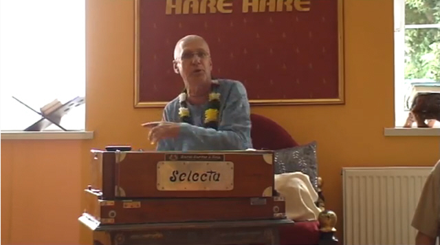 Vaiyasaki Prabhu What is Japa Poland 2011