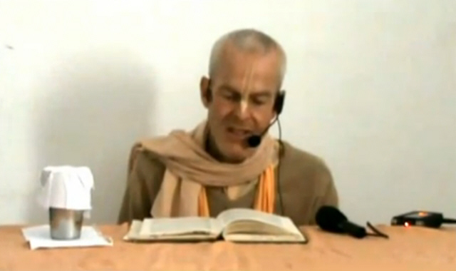 Mahanidhi Swami Art of Chanting Hare Krsna