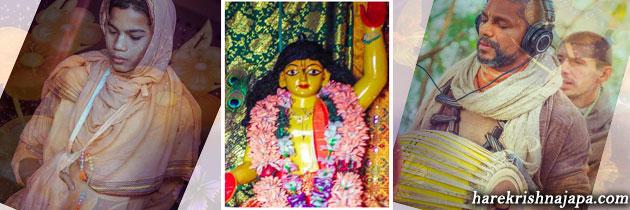 Hari-Nama-Sankirtana IMPORTED FROM THE SPIRITUAL WORLD