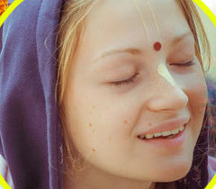 Chant Hare Krishna & Be Happy!