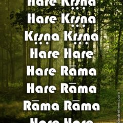 Hare Krishna Maha Mantra 090