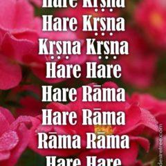 Hare Krishna Maha Mantra 092