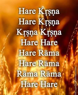 Hare Krishna Maha Mantra in Portuguese 025