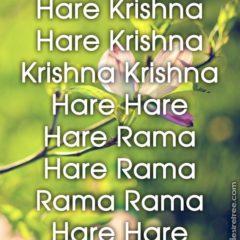 Hare Krishna Maha Mantra 217