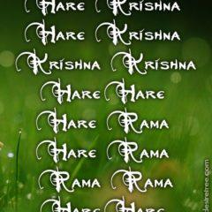 Hare Krishna Maha Mantra 222
