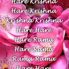 Hare Krishna Maha Mantra 343