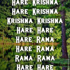 Hare Krishna Maha Mantra 354