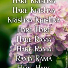 Hare Krishna Maha Mantra 361