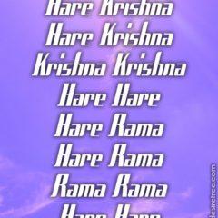 Hare Krishna Maha Mantra 397