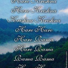 Hare Krishna Maha Mantra 402