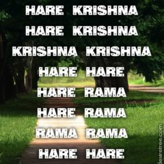 Hare Krishna Maha Mantra 404