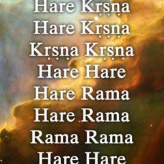 Hare Krishna Maha Mantra 416