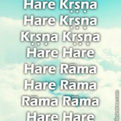 Hare Krishna Maha Mantra 530