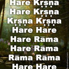 Hare Krishna Maha Mantra 553