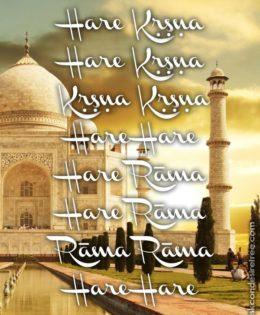 Hare Krishna Maha Mantra 569