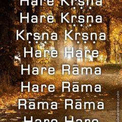 Hare Krishna Maha Mantra 583