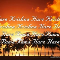Hare Krishna Maha Mantra 050