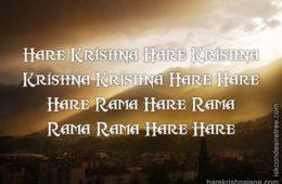 Hare Krishna Maha Mantra 146