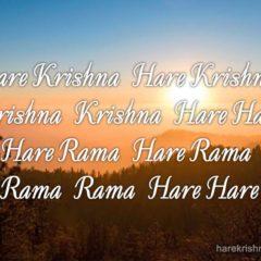 Hare Krishna Maha Mantra 250