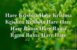 Hare Krishna Maha Mantra 297