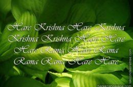 Hare Krishna Maha Mantra 298