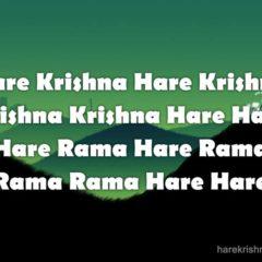 Hare Krishna Maha Mantra 299