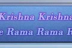 Hare Krishna Maha Mantra 015