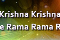 Hare Krishna Maha Mantra 022