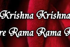 Hare Krishna Maha Mantra 034