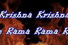 Hare Krishna Maha Mantra in Spanish 001