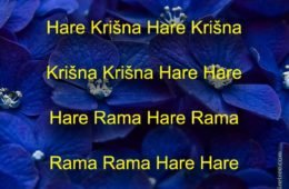 Hare Krishna Maha Mantra in Bosnian 001