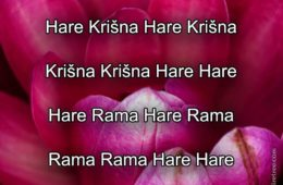 Hare Krishna Maha Mantra in Bosnian 002