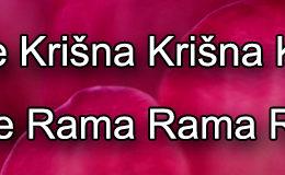 Hare Krishna Maha Mantra in Bosnian 002