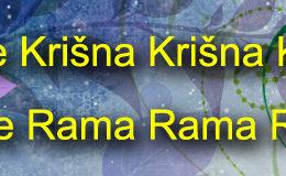Hare Krishna Maha Mantra in Bosnian 004