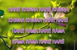 Hare Krishna Maha Mantra in Hungarian 002