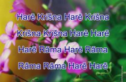 Hare Krishna Maha Mantra in Latvian 002