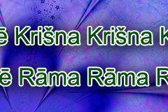 Hare Krishna Maha Mantra in Latvian 003