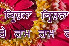 Hare Krishna Maha Mantra in Punjabi 002